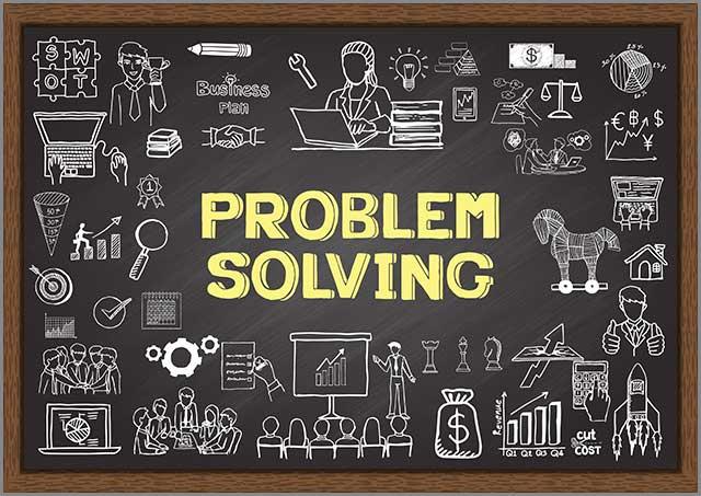 Habilidades de resolución de problemas