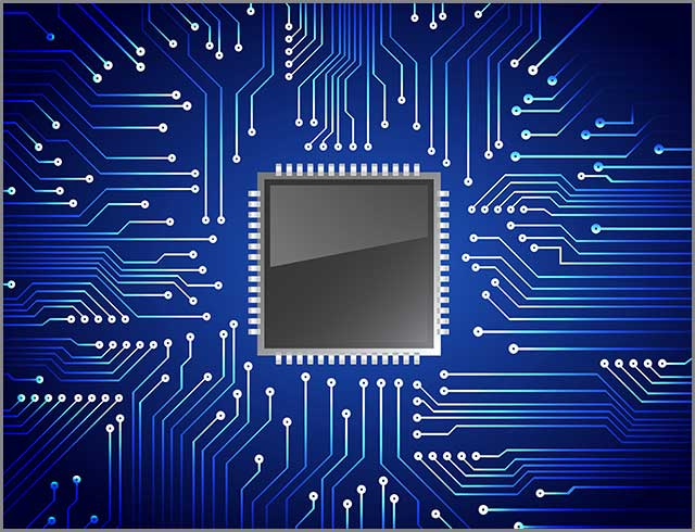 Velocidad del reloj de la CPU